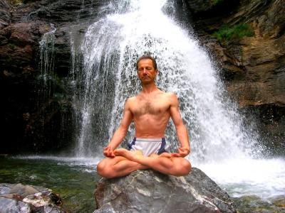 Yoga- Lotus Pose